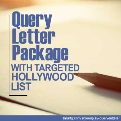 Query letter mailings smart girls productions give your script a chance to be a movie altavistaventures Image collections