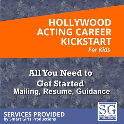 Hollywood Acting Career Kickoff For Kids Smart Girls Productions